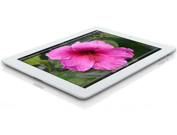 Планшет Apple iPad 3 16Gb Wi-Fi + Cellular White