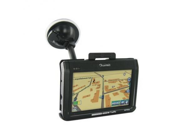 GPS-навигатор JJ-Connect AutoNavigator 4000W Traffic