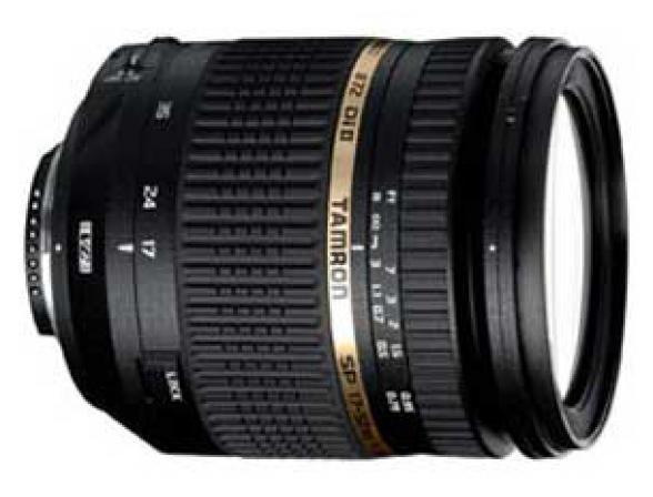 Объектив Tamron SP AF 17-50mm f/2.8 XR Di II VC LD Aspherical (IF) Canon EF-S