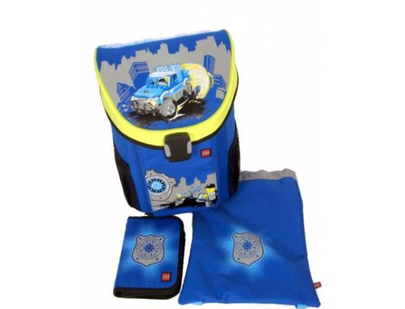 Ранец школьный LEGO City Police Easy