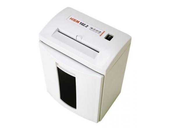 Уничтожитель бумаг HSM 102.2-4.0x25