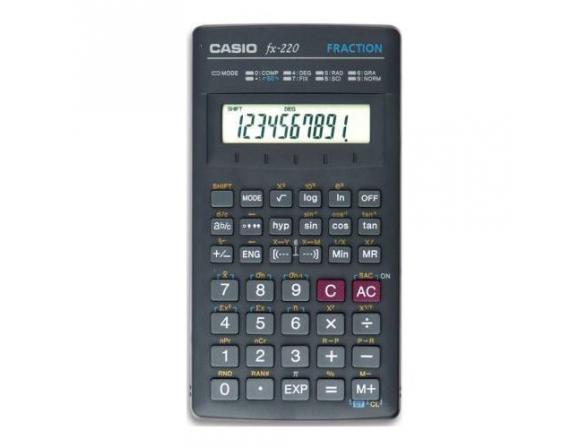 Калькулятор научный Casio casFX-220