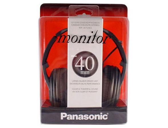 Наушники Panasonic RP-HT 260 E-K
