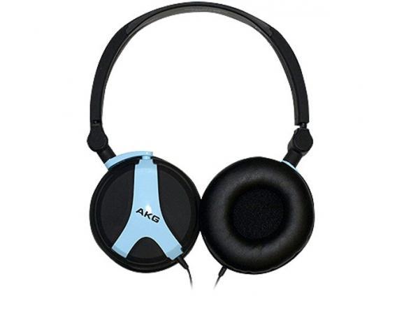 Наушники AKG K 518 LE/ BLUE