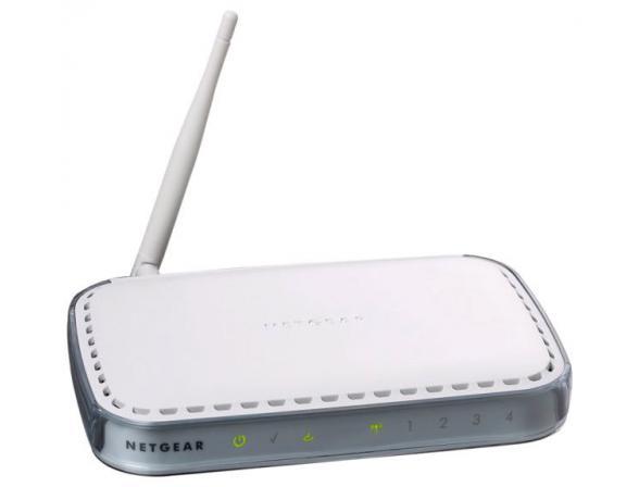 Беспроводной маршрутизатор NetGear DG834G-400RUS