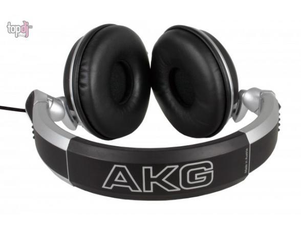 Профессиональные складные DJ наушники AKG K 181 DJ