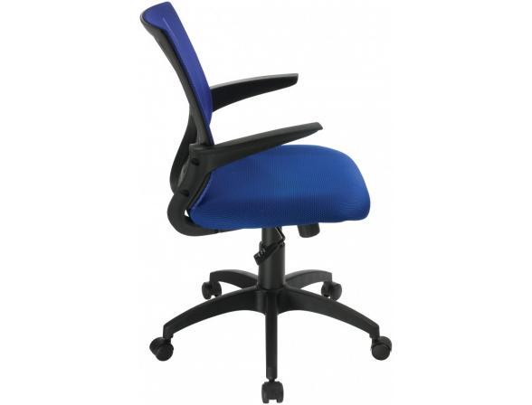 Кресло BURO CH-497/BL/TW-10