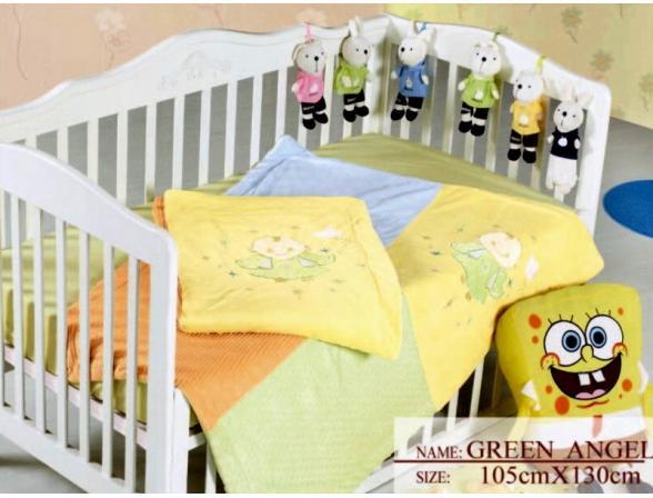 Плед для новорожденных ARYA Gren Ange