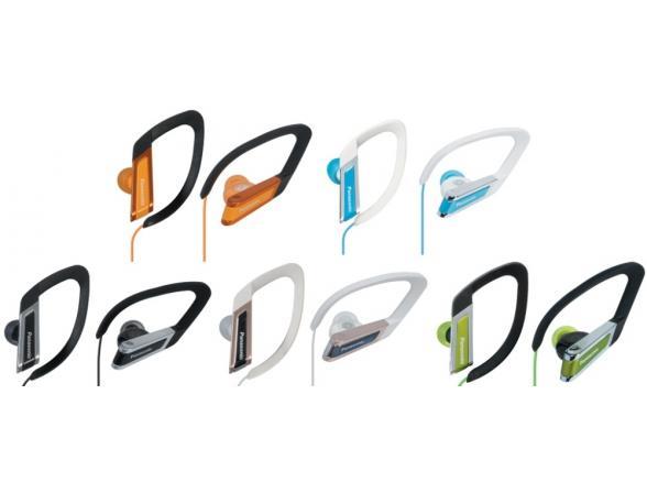 Наушники Panasonic RP-HS 200 E-D