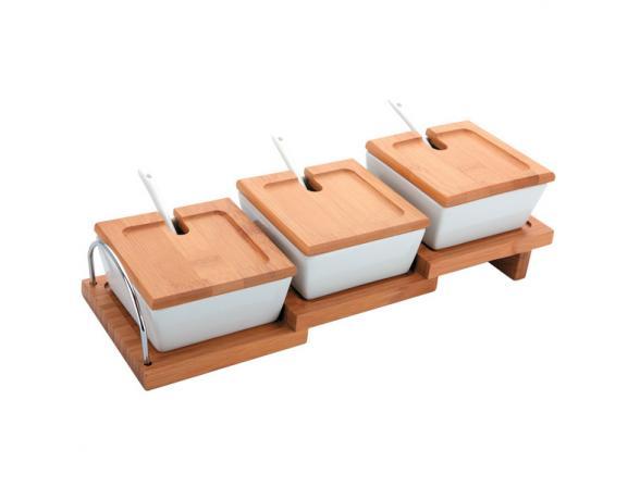Набор для соусов и конфитюров 3 в 1 DEKOK PW-2708