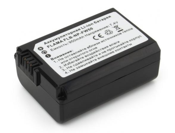 Аккумулятор Flama FLB-NP-FW50