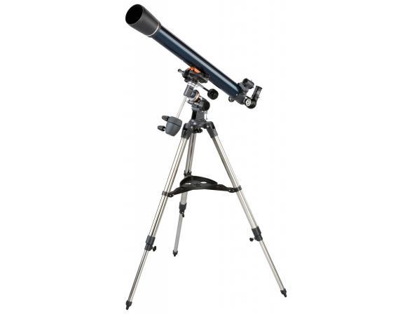 Телескоп-рефрактор Celestron AstroMaster 70 EQ