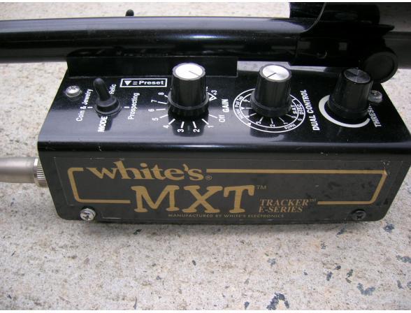 Металлоискатель Whites MXT E-Series