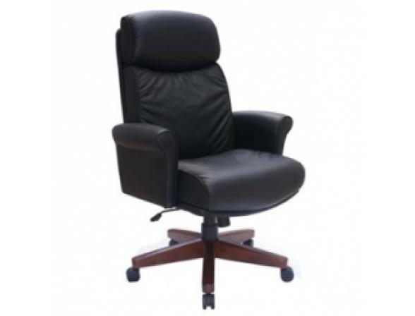 Кресло руководителя BURO _Inspector/Black