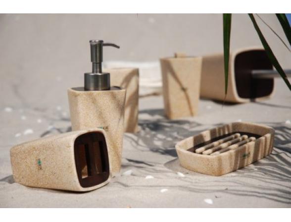 Набор для ванной Centrplus SANDY, 5 предметов