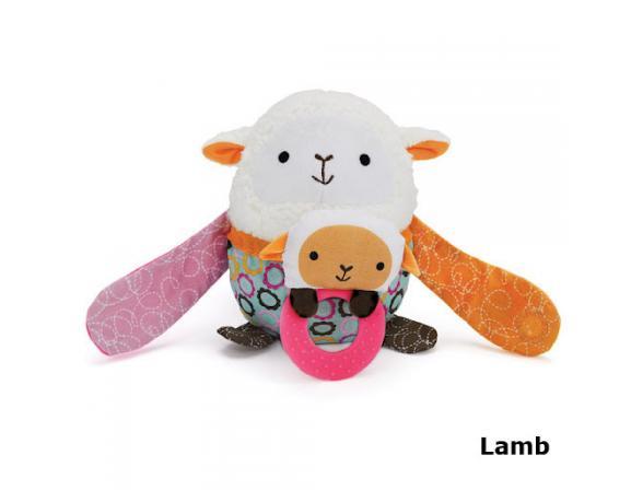 Развивающая игрушка на коляску Skip Hop Hug and Hide Stroller Toy