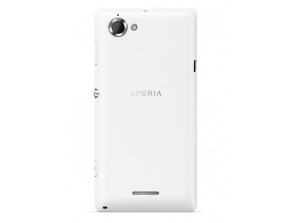 Смартфон Sony Xperia L White