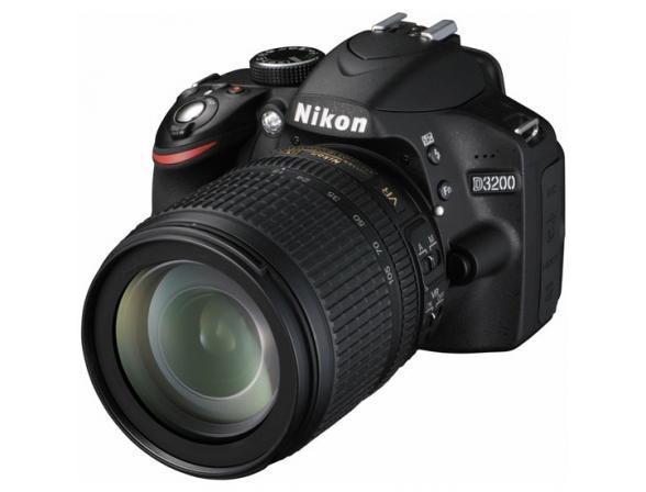 Зеркальный фотоаппарат Nikon D3200 Kit 18-105 VR