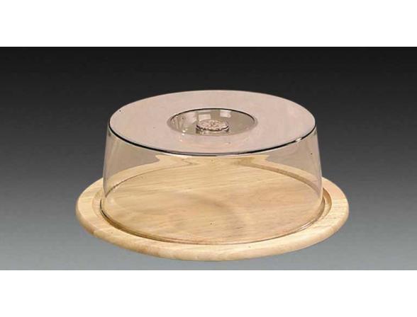 Колпак для хлеба/сыра Kesper круг. 23 см 6664-1