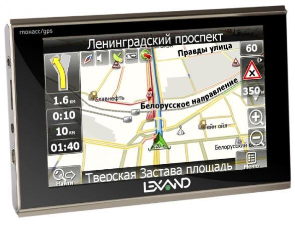 GPS-навигатор Lexand SG-555