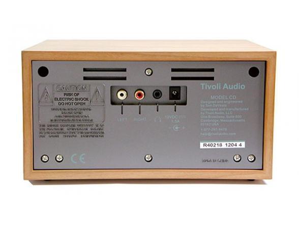 Радиоприемник Tivoli Model CD Beige/walnut