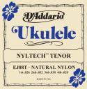Струны для укулеле тенор D'ADDARIO Nyltech EJ88T