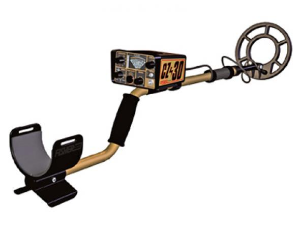 Металлоискатель Fisher CZ-3D