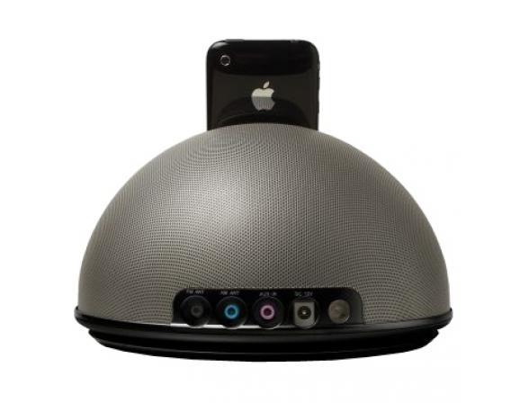 Док-станции для iPod/iPhone/iPad JBL ON TIME MICRO BLACK