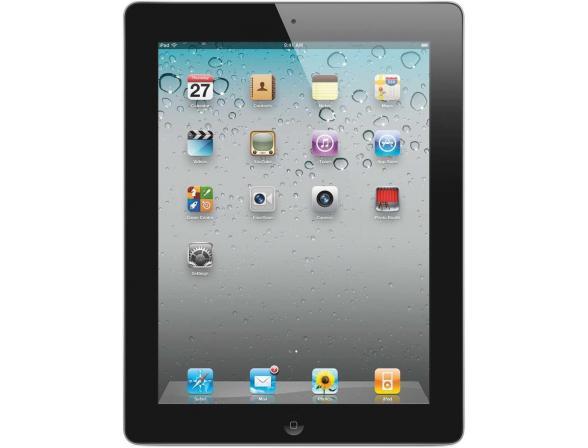 Планшет Apple iPad 2 16Gb Wi-Fi + 3G Black