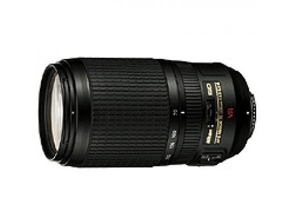 Объектив Nikon 70-300mm f/4.5-5.6G ED-IF AF-S VR Zoom-Nikkor
