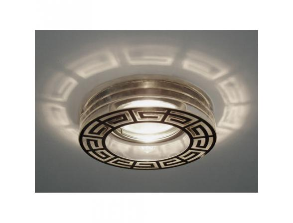 Светильник встраиваемый ARTELAMP Brilliants A5204PL-1CC