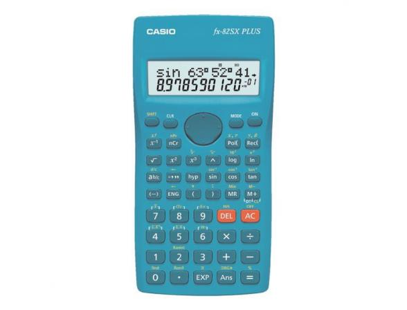 Калькулятор научный Casio casFX-82SXPLUS