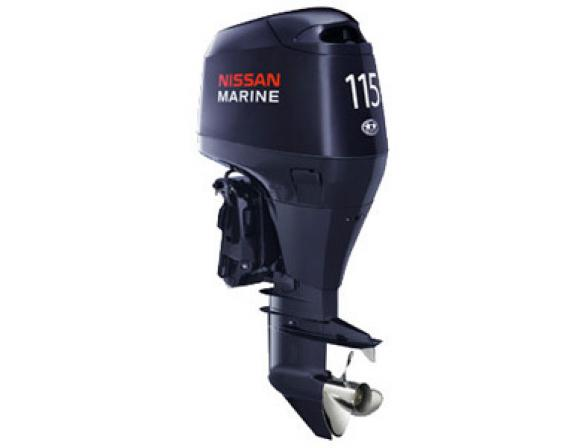 Лодочный мотор NISSAN MARINE 2-х тактный NSD 115 A EPTO2