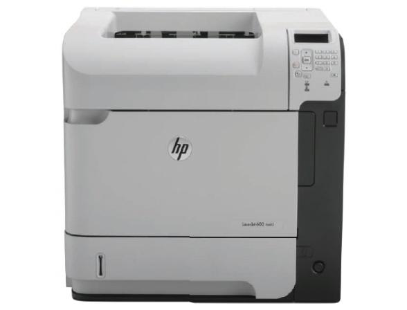 Принтер лазерный HP LaserJet Enterprise 600 M602N