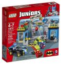 Конструктор LEGO Juniors (10672) Логово Бэтмена
