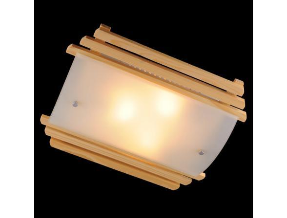 Светильник настенно-потолочный Eurosvet 2717/3 светлое дерево