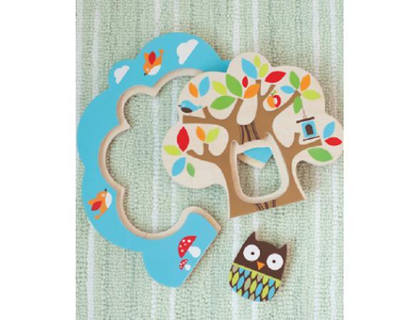 Развивающая игрушка из дерева Skip Hop TreeTop
