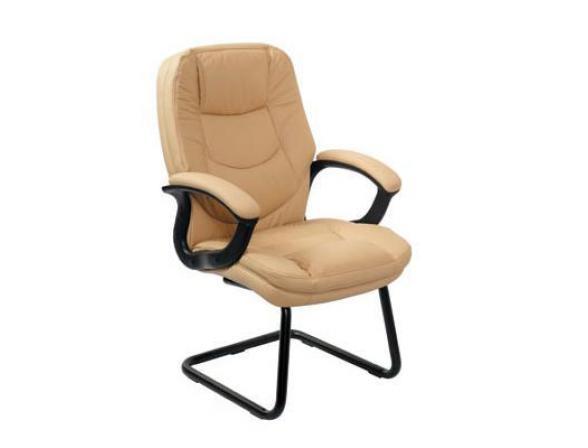 Кресло руководителя BURO T-9970ASXN-V/Ivory