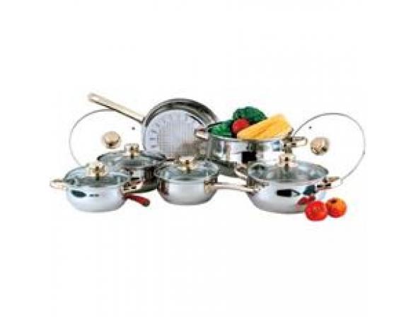 Набор посуды BEKKER Classik BK-202