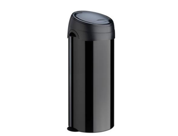 Бак для мусора Melicony 40 л, черный