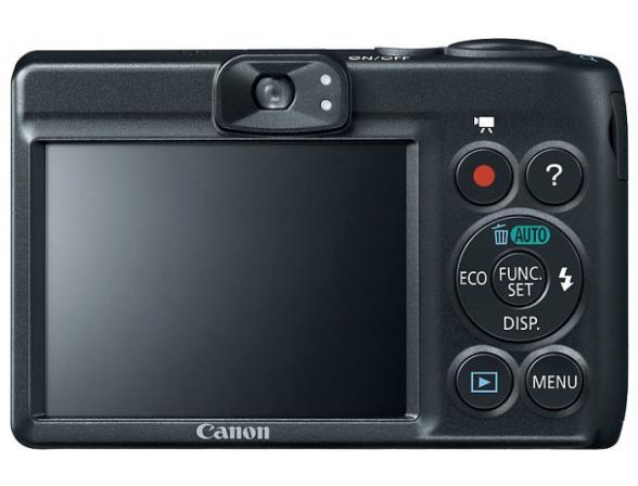 Цифровой фотоаппарат Canon PowerShot A1400