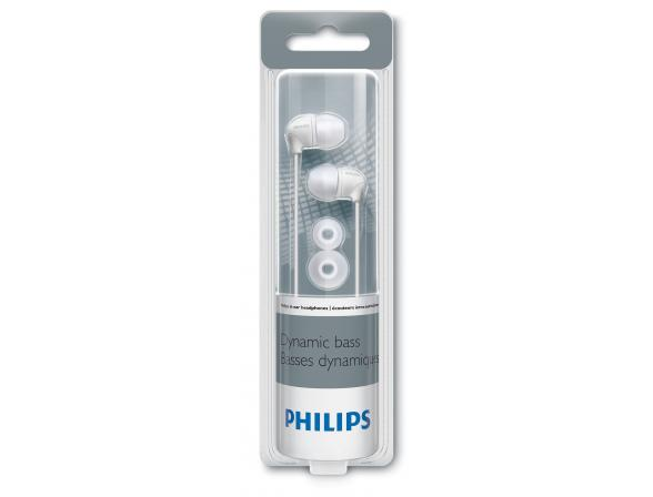 Наушники Philips SHE 3590WT