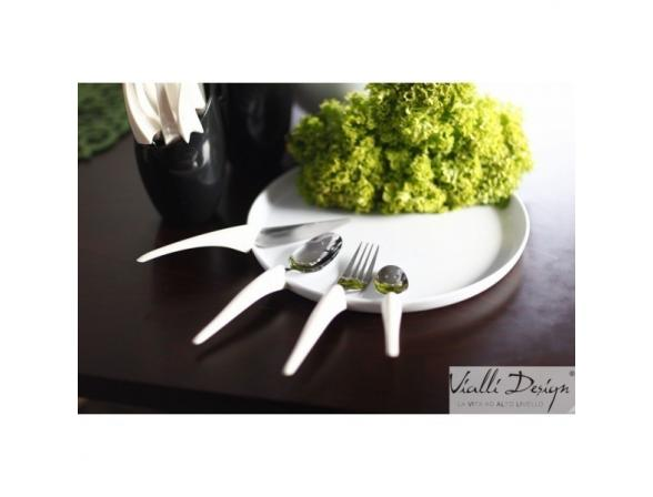 Набор столовых приборов Vialli Design 24 предмета ENZO-24W