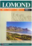 Бумага Lomond A4/95/100л. матовая для струйной печати до 2880dpi (0102125)