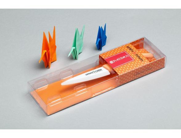 Нож керамический Samura FUSION SF-0010O