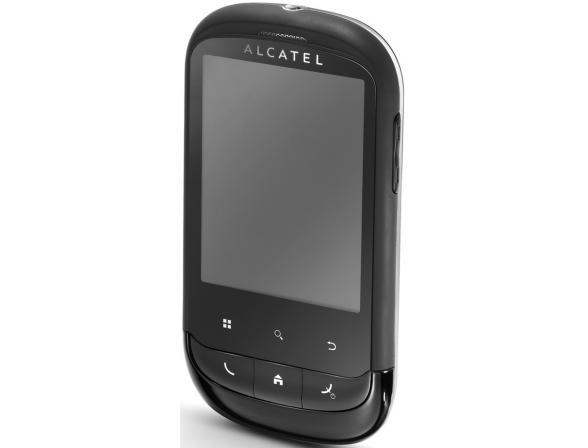 Телефон Alcatel OT891 Black