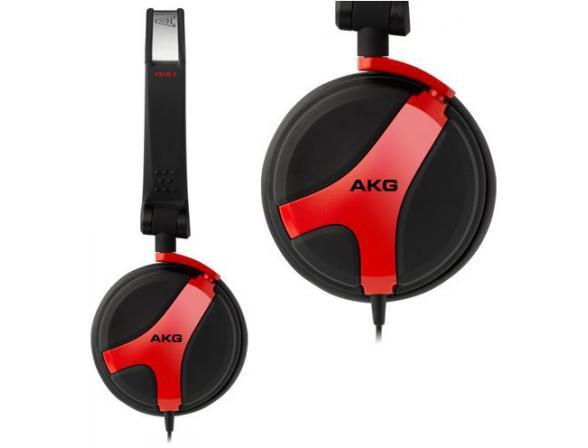 Наушники AKG K 518 LE/RED