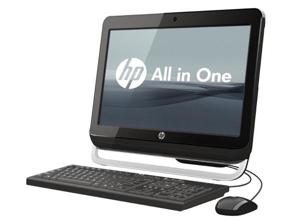 Моноблок HP PRO 3420LH163ES