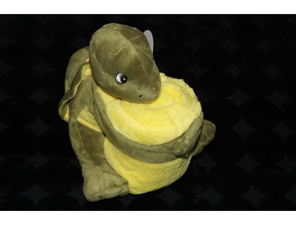 Плед с игрушками ARYA Tortoise
