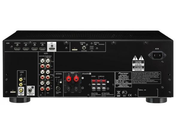 Ресивер A/V Pioneer VSX-323-K